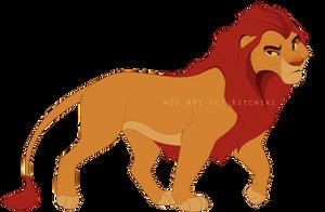 Adult Kion by Kitchiki