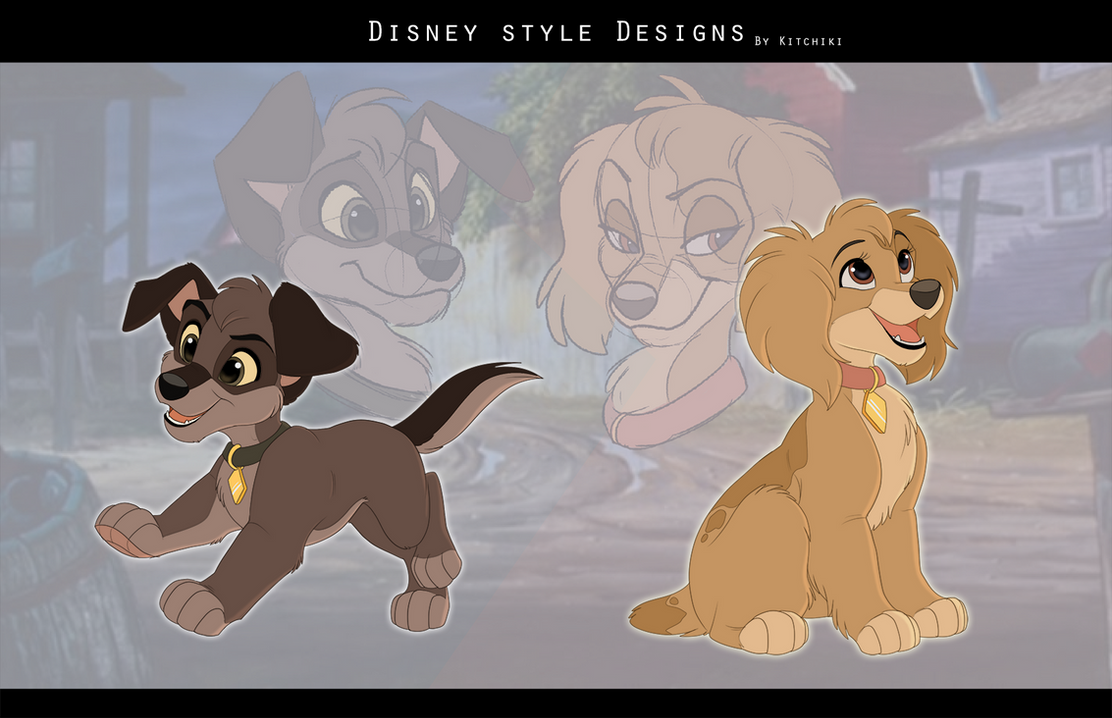 Disney Pup Adoptables By Kitchiki On DeviantArt