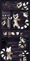 Riley 'Riot' Reference Sheet 2018