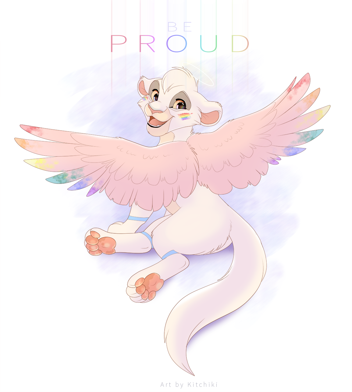 Be Proud by Kitchiki