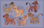 Outlander Cubs -DESIGNS CLOSED-