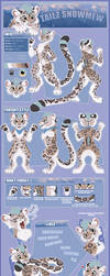 Tailz-Detailed Refsheet + Custom Design by Kitchiki