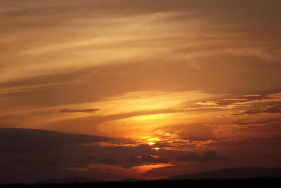 NOVEMBER SUN by planetzog