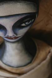 Dark Sister Noel by shotzineff
