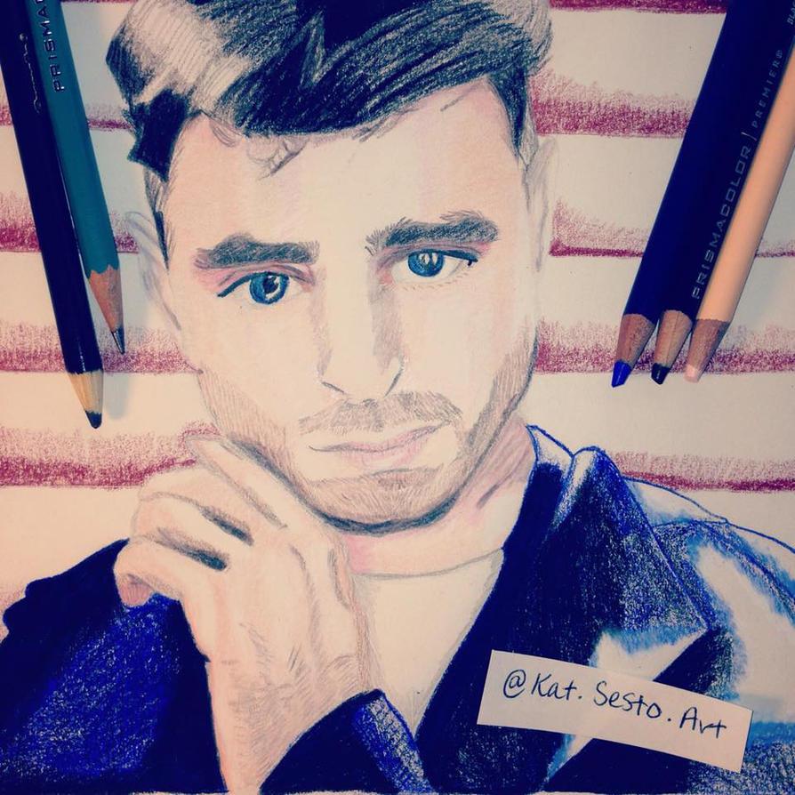 Dan Radcliffe by KatSestoArt