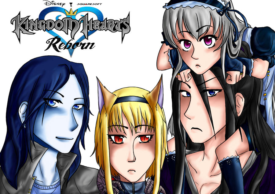 Kingdom Hearts Reborn by 19Rei-Sama