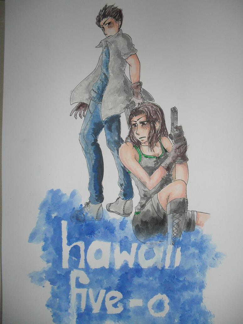 hawaii five-o by 19Rei-Sama