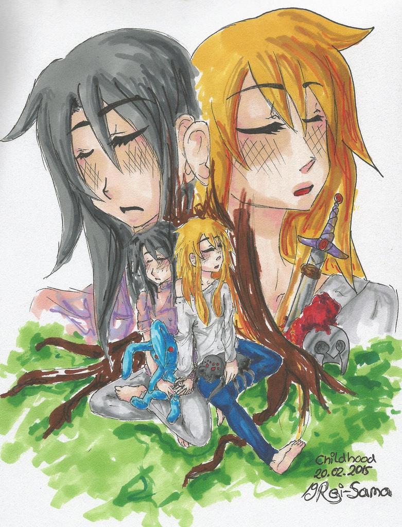 Childhood by 19Rei-Sama