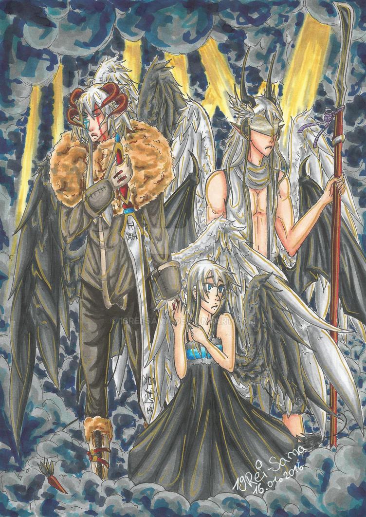Nephilim by 19Rei-Sama