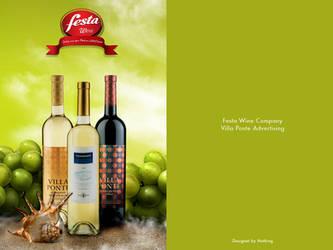 Festa Wine by Kostadinov