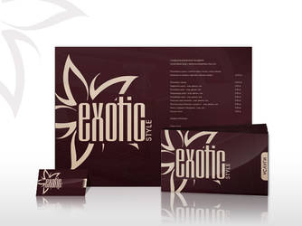 Exotic Style Price List by Kostadinov