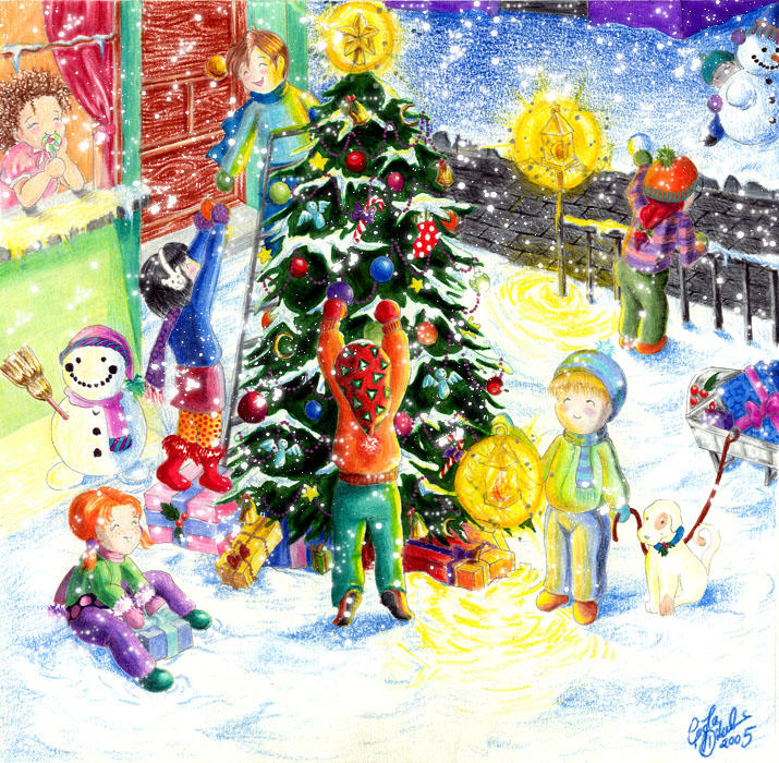 Christmas Eve by Reverie---