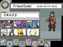 Pokemon Rival Trainer: Cross Kaius by Omega-Killer