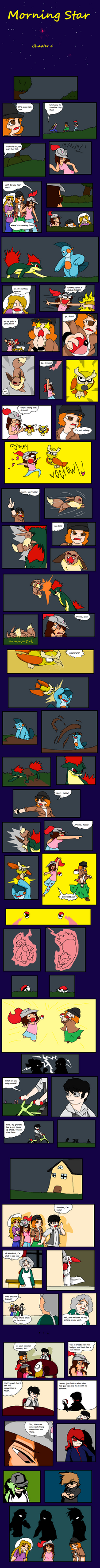 pokemon: Morning Star chp:4 pg 1 by SaintsSister47