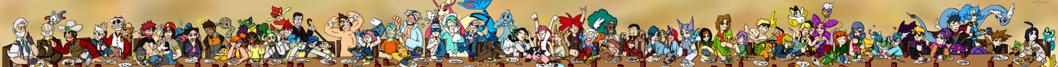 Pokemon: Gym Leaders by SaintsSister47