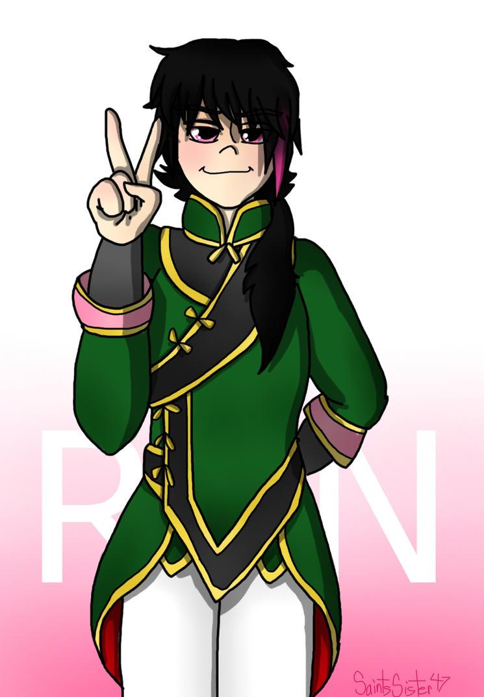 RWBY: Ren by SaintsSister47