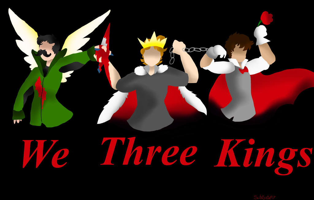 We 3 Kings contest submission #2 by SaintsSister47