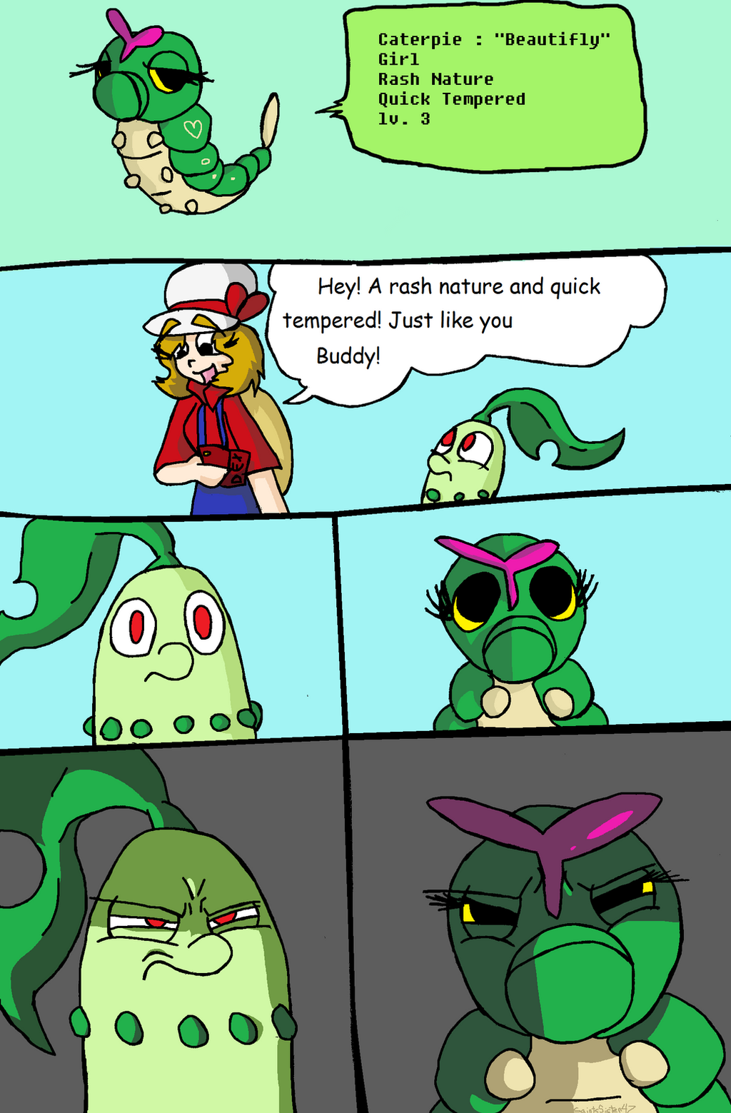 HG Nuzlocke : 11 by SaintsSister47