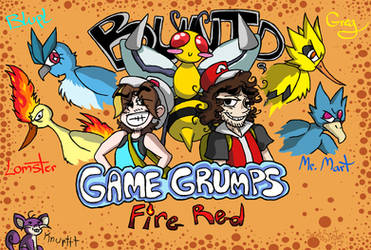 Game Grumps and JonTron favourites by SonicandLemmyFan on