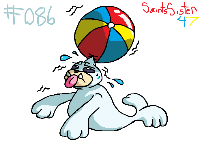 #086 Seel by SaintsSister47