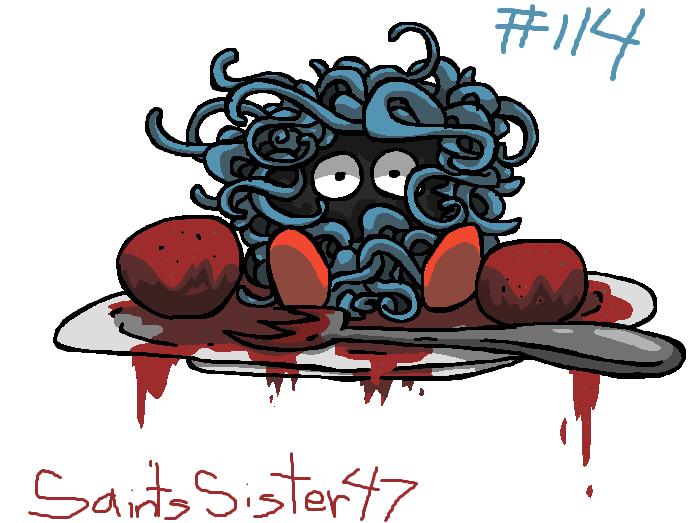 #114 Tengela by SaintsSister47
