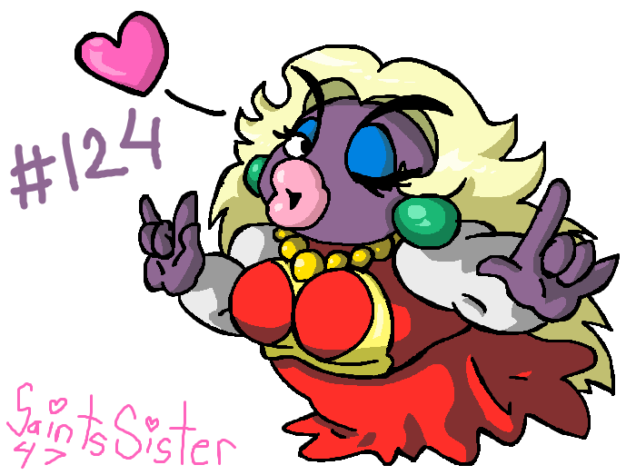 #124 Jynx by SaintsSister47