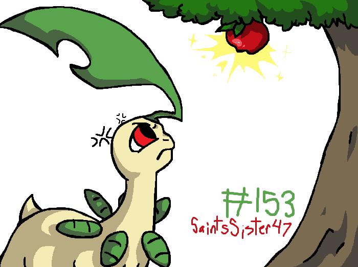 #153 Bayleaf by SaintsSister47
