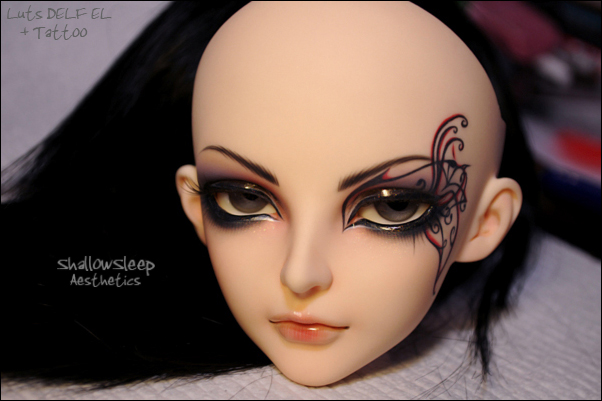 Face-up: Luts DELF EL - 4 by asainemuri