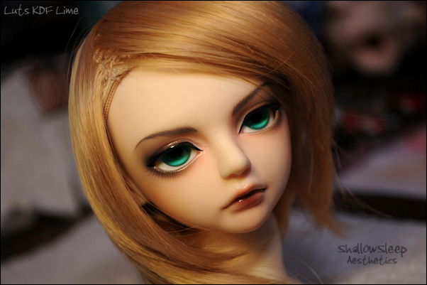Face-up: Luts KDF Lime by asainemuri