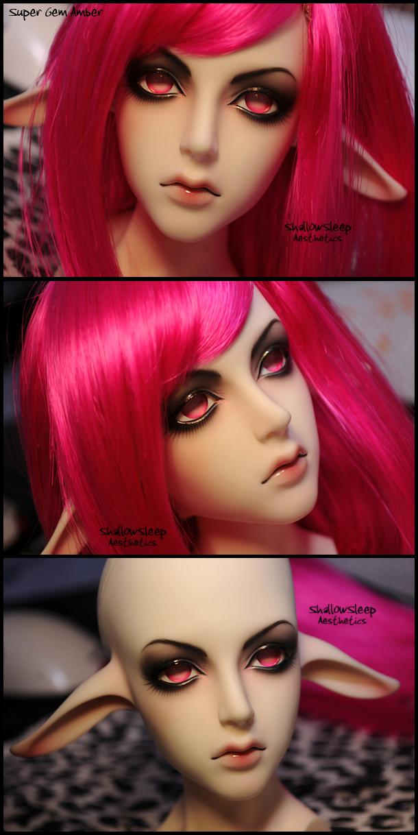 Face-up: Super Gem Amber by asainemuri