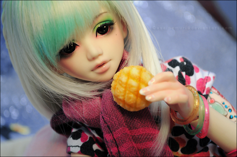 . Melonpan Love . by asainemuri