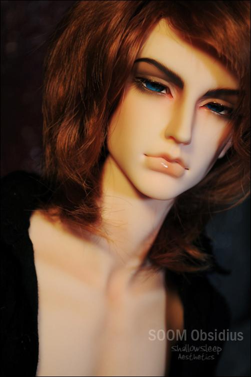 Face-up: SOOM Obsidius by asainemuri