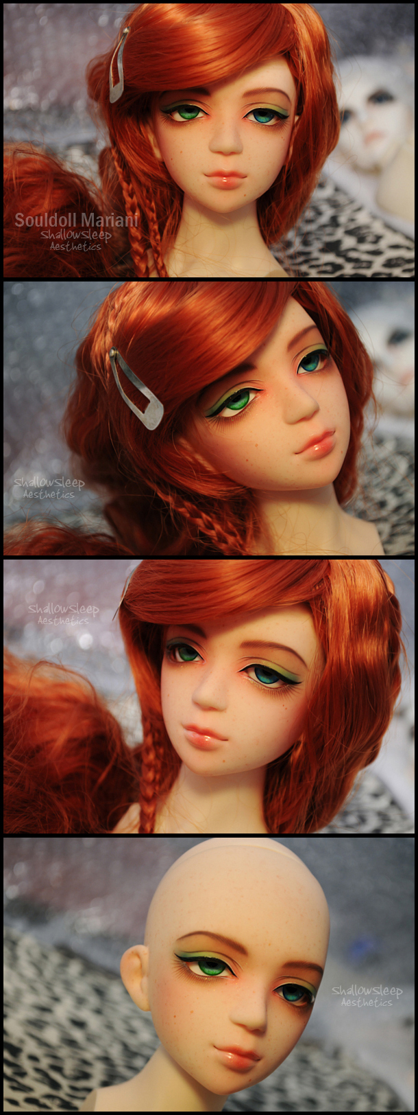 Face-up: Souldoll Mariani - 1 by asainemuri