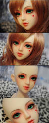 Face-up: Loongsoul Si Xia by asainemuri