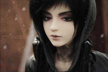 . dim my eyes . by asainemuri