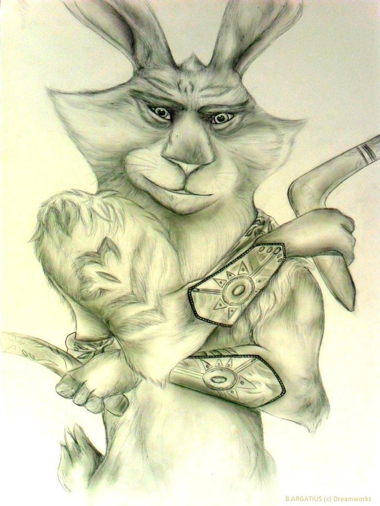 Bunnymund by KoreyFlynn
