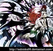 Shugarl-colored manga by Ssabinka