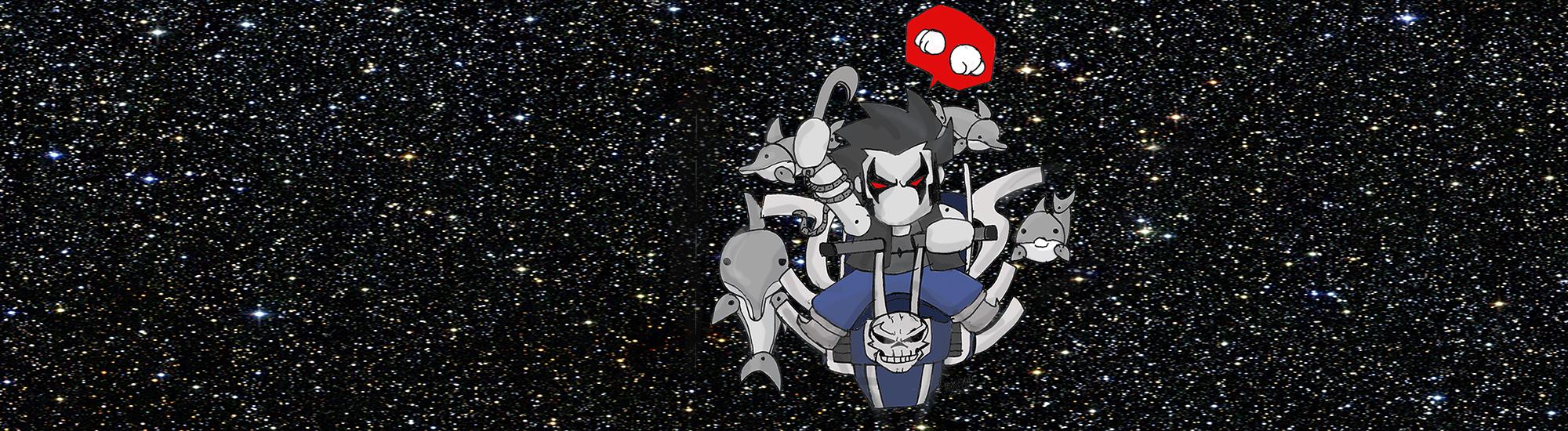 DC Unmasked Lobo by rugdog