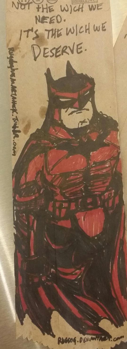 whichwich bag art 6 by rugdog