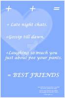 + + BEST FRIEND by Tepara
