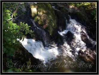 Water flowing by Tepara