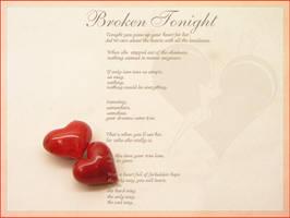 Broken Tonight by Tepara