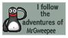 MrGweepee adventures by Tepara
