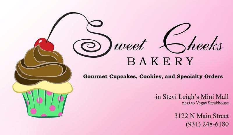 Sweet Cheeks Bakery bu... Unique Business Cards Ideas