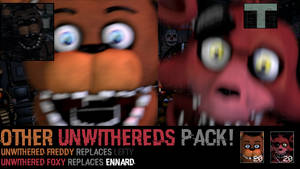 Ultimate Custom Night: Other Unwithereds modpack!