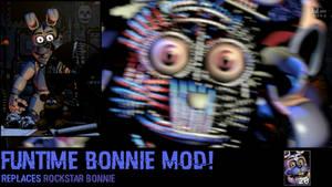 Ultimate Custom Night: Funtime Bonnie mod!