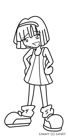 stephanie coloring pages coloring contest stephanie by lazytownfanclub on deviantart
