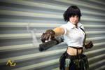Lady - DMC cosplay