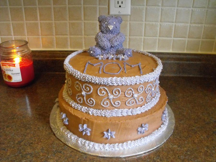 Birthday Cakes Teddy Bear Image Inspiration of Cake and Birthday