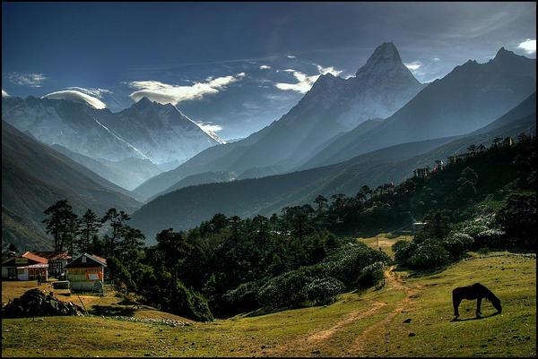 Tengboche, Himalayas - Nepal by mselam